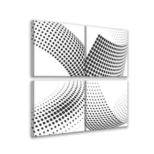 Quadri da parete con astrattismo moderno