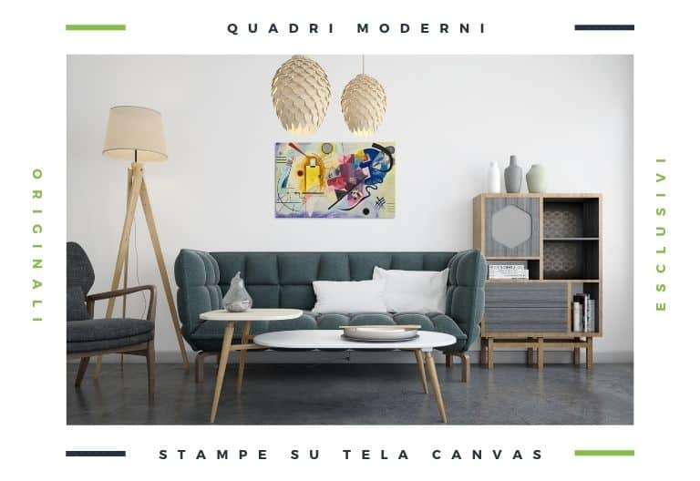 quadri su tela moderni per decorazioni pareti