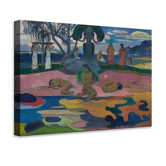 Quadro famoso di Paul Gauguin