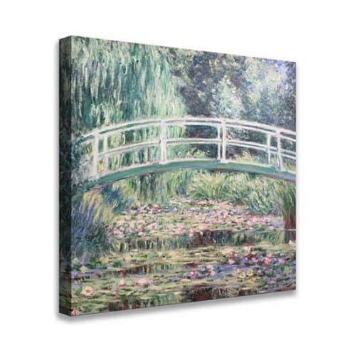 Quadro famoso Ninfee di Monet