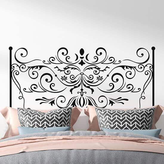 Stickers murali camera da letto