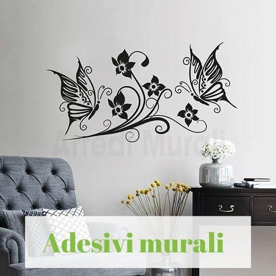 Adesivi murali per decori da parete.