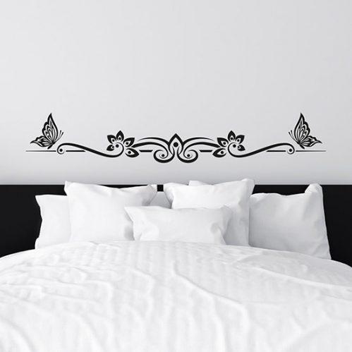 Decorazioni adesive per camera da letto