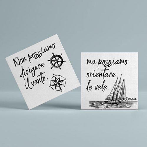 quadretti con scritte su tela stampe moderne