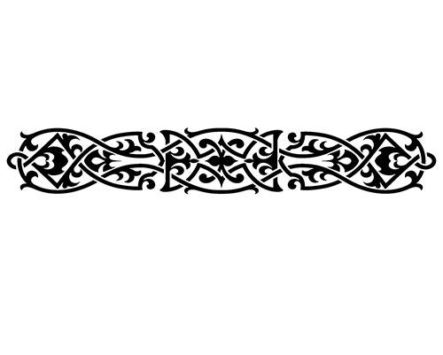 greca adesiva celtica