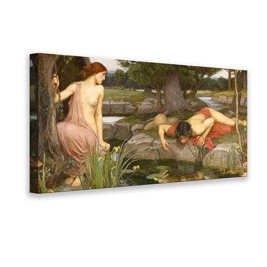 Quadro famoso dipinto di Waterhouse