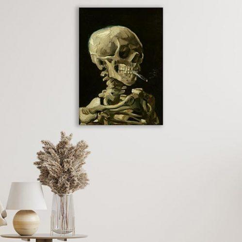 Riproduzione su tela di Van Gogh quadro moderno