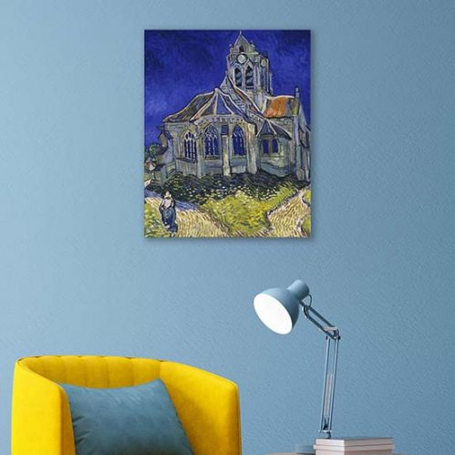 Stampa su tela del dipinto di van Gogh quadro moderno