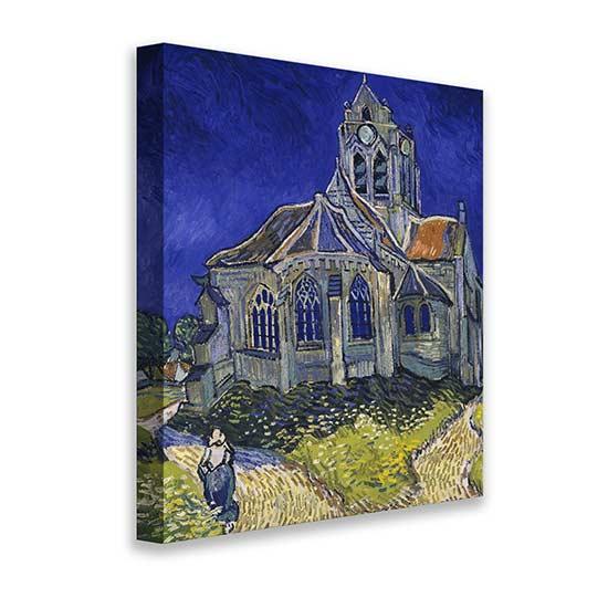 Stampa su tela del dipinto di van Gogh