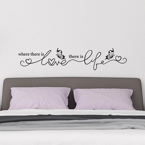 frase adesiva love life