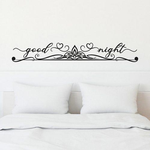 Capezzale adesivo per camera da letto